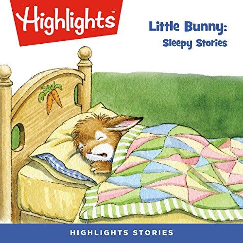 Little Bunny: Sleepy Stories audiobook cover art