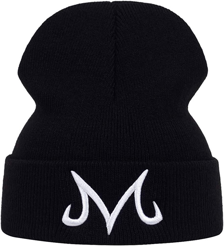 Yvmurain Majin Buu Dragon Ball Winter Topics on TV Beanie M NEW before selling Embroidered K Hat