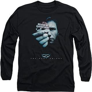 Men's Batman Dark Knight Longsleeve T-Shirt