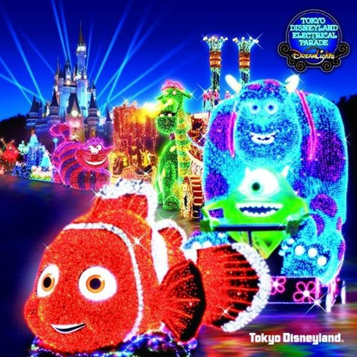 TOKYO DISNEYLAND ELECTRICAL PARADE DREAM LIGHTS