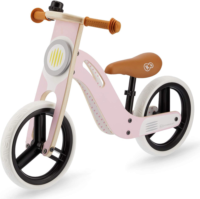 diseñador en linea Kk Kinderkraft  - UNIQ Bicicleta Bici sin Pedales Pedales Pedales Madera Accesorios  grandes ahorros