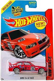 Hot Wheels BMW E36 M3 Race HW Race