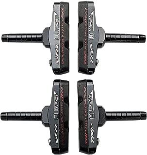 TRP Inplace Adjust M Road Pad for Cantilever/Linear Pull Brake, 4-Set, Black