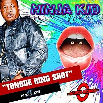 Tongue Ring Shot