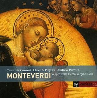 monteverdi vespers 1610