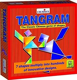StonKraft Tangram for Kids | Puzzles for Kids | Educational Toys | Learning Games