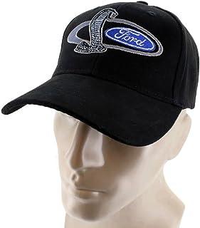 183f5833b5073 DanteGTS Ford Mustang Snake Black Baseball Cap Trucker Hat Snapback 5.0  Liter GT Shelby