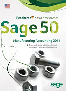 Sage 50 Premium Accounting for Manufacturing 2014 US Edition