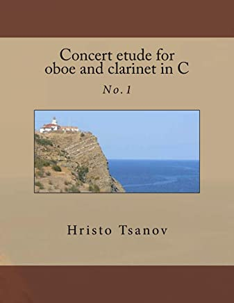Concert Etude for Oboe and Clarinet in C No.1: From the Music Cycle Play of the Thought