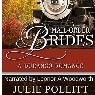 Mail-Order Brides: A Durango Romance audiobook cover art