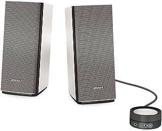 نظام مكبر صوت متعدد الوسائط كومبانيون 20 من بوز 329509-5300 - فضي