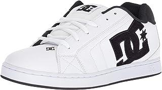 DC Shoes Schuhe-Net SE Youth SHOE-D0302365B-BLWD-black, Zapatillas de Skateboarding Niño
