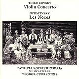Tchaikovsky:Concerto Per Violino/Stravin