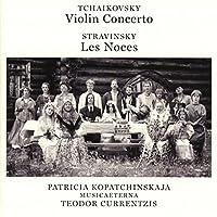 VIOLIN CONCERTO, OP.35/LE