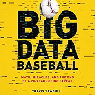 Big Data Baseball cover art