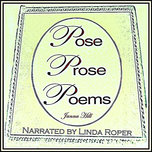 Pose Prose & Poems audiobook cover art