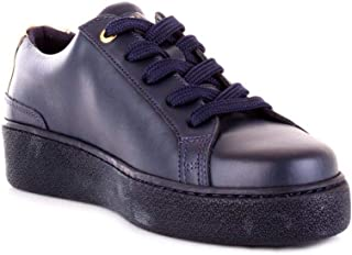 TOMMY HILFIGER Luxury Fashion Womens FW03704NAVY Blue Sneakers | Spring Summer 19