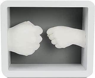 Plushible Hand Casting Kit - Father's Day Gift - Hand Molding Kit - Memory Keepsake