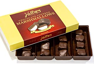 Hall's Chocolate Covered Marshmallows, 8 oz (Dark Chocolate)