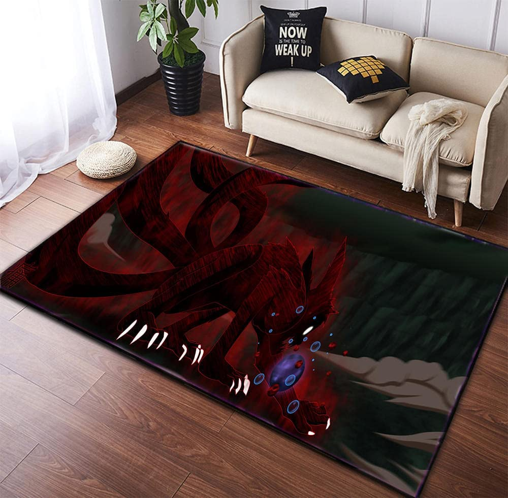Anime Area Rugs for Boys Cover Bedroom Decoration Camper Birthda Cheap Gifts bargain
