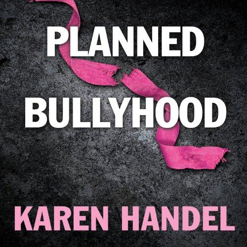 Planned Bullyhood audiobook cover art