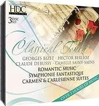 Classical Touch: Berlioz Bizet - Romantic Music
