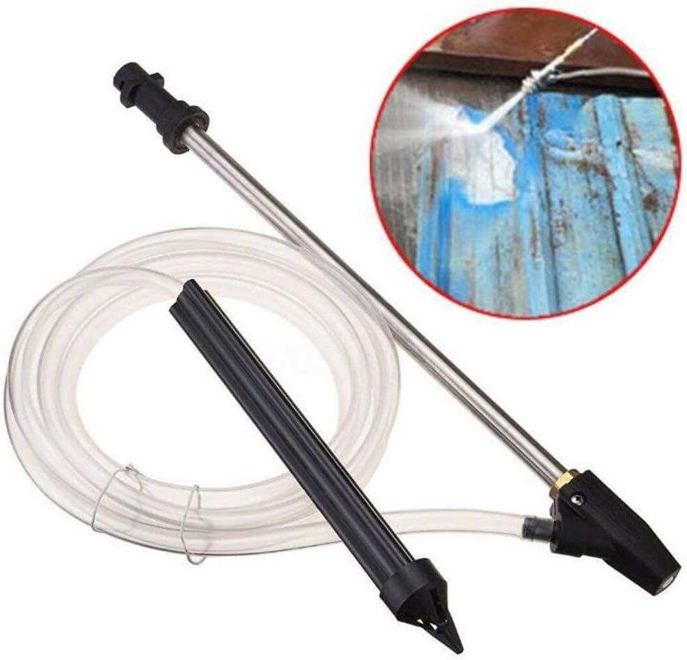 Ugello per pulitore ad alta pressione professionale con kit di pulizia per sabbia soffiatura umida per idropulitrice Karcher K2 Karcher K-Serie