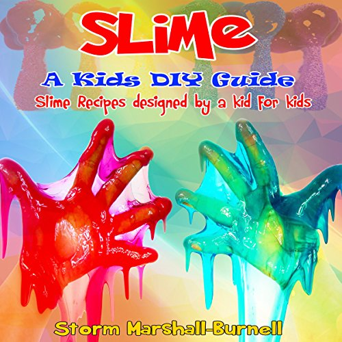 How to Make Slime audiobook cover art