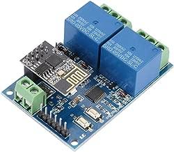 Relay Wifi - Dual Channel 5V Módulo de retransmisión WiFi IOT Smart Home Phone APP Switch remoto ESP8266