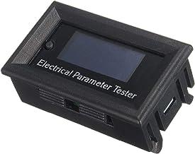 Electronic Module DC Combo Meter Volt Amp Power Watt Capacity Panel Meter Monitor for Oled 100V 10A