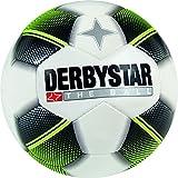 Derbystar Miniball, 47 cm, weiß schwarz gelb, 4253000125
