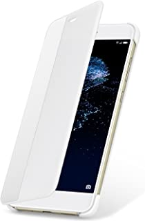 Huawei Flip View Cover Case for P10 Lite - White
