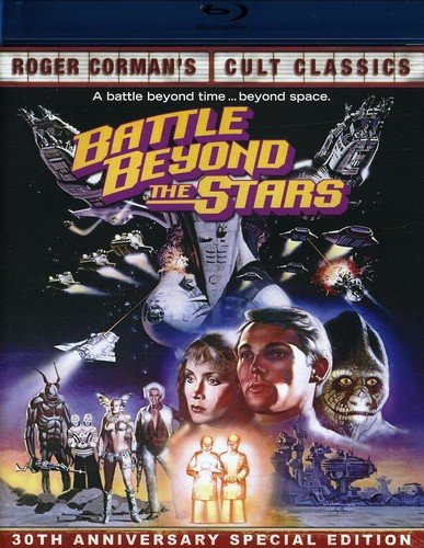 Battle Beyond the Stars (Roger Corman's Cult Classics) [Blu-ray]