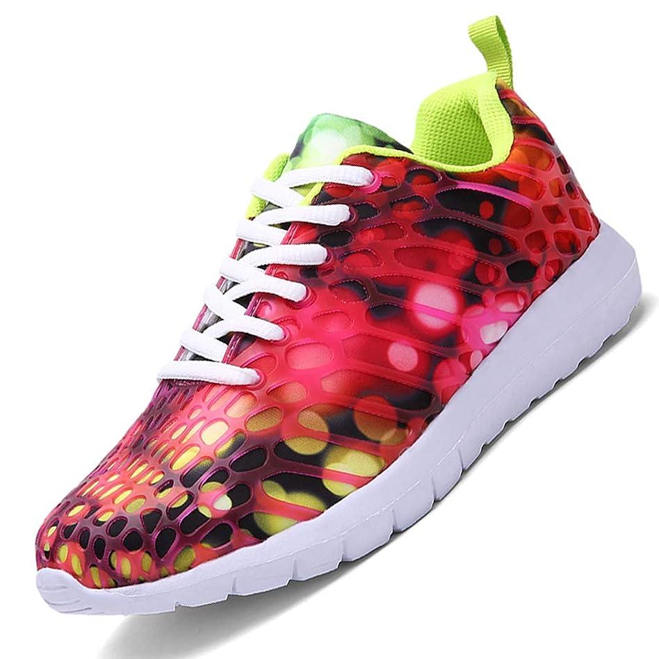 鰐嫌がらせの間で[ROEGRE] ランニングシューズ メンズ レディース 23cm?28.0cm 軽量 スニーカー 靴 スポーツ シューズ ウォーキング ジョギング