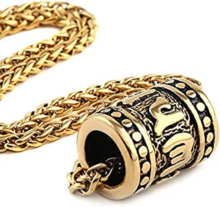 Best buddhist pendant gold Reviews