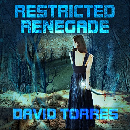 Restricted Renegade audiobook cover art
