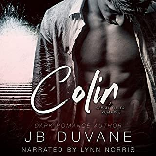 Colin audiobook cover art