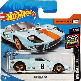 FM Cars Hot-Wheels Ford Gt-40 HW Race Day 8/10 2020 35/250