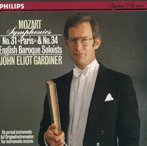 mozart symphonies gardiner - 5