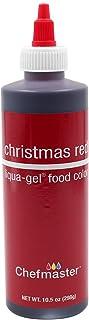 U.S. Cake Supply 10.5-Ounce Liqua-Gel Cake Food Coloring Christmas Red