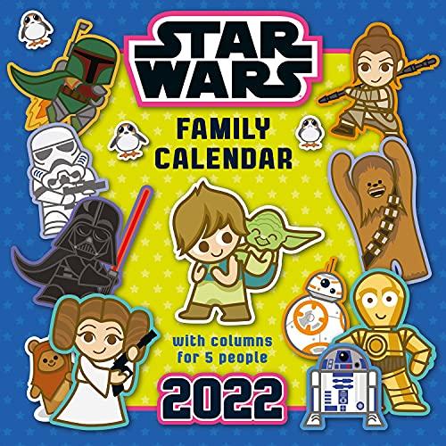 Star Wars Official 2022 Family Organiser...
