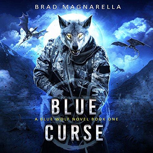 Blue Curse cover art
