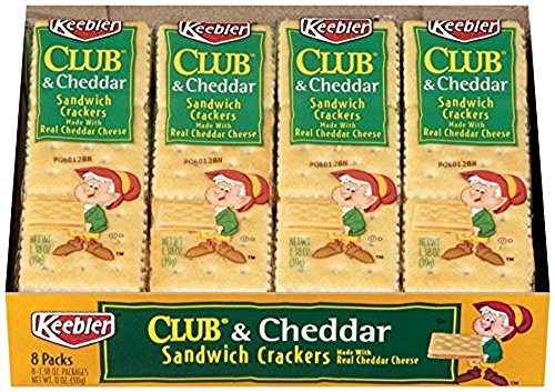 cheese and cracker sandwich - 8