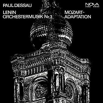 Dessau: Lenin & Mozart-Adaptionen