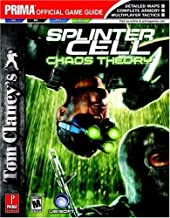 Tom Clancy's Splinter Cell: Chaos Theory (Prima Official Game Guide)