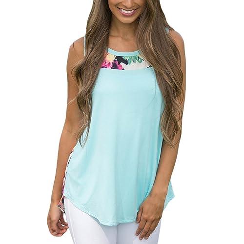 Sleeveless Shirts for Juniors: Amazon com