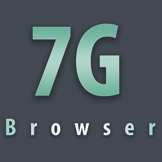 7G Browser: High Speed Internet - Light & Fast