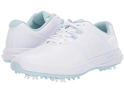 Nike Golf Air Zoom Victory (White/Metallic White/Topaz Mist) Women