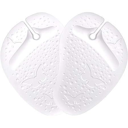 2x Pair Sandal Flip-flop Toe Gel Cushion Separator Protector Insole Cushion pad