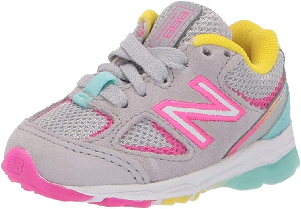 New Balance Kid's 888 SEAL limited product V2 Shoe Industry No. 1 Running Lace-Up